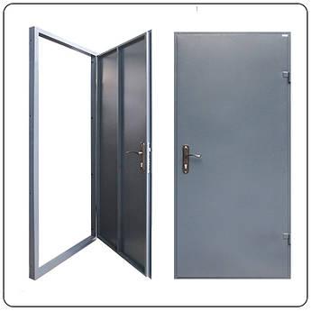 Технические двери. Двери металлические для технических помещений