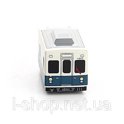 Будильник вагончик трамвая UFT Tram, фото 2