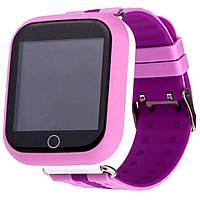 Детские умные часы-телефон Smart Baby Watch Q100 Датчик снятия с руки GPS