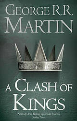 A Song of Ice and Fire Book 2. A Clash of Kings (м'яка обкладинка)