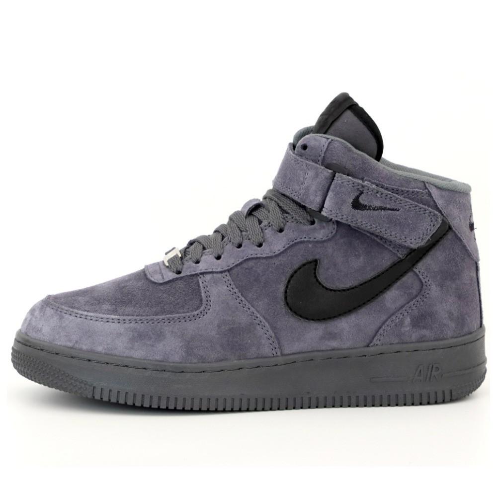 Мужские зимние кроссовки Nike Air Force 1 Mid 07, кроссовки найк аир форс зимові кросівки Nike Air Force 1 07