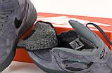 Мужские зимние кроссовки Nike Air Force 1 Mid 07, кроссовки найк аир форс зимові кросівки Nike Air Force 1 07, фото 4