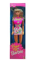 Коллекционная кукла Барби Barbie Flower Fun 1996 Mattel 16063