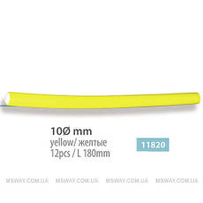 SPL - Бигуди папильотки для волос 11820 (18см 10мм 12шт), фото 3
