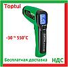 Toptul EABA0155. Термометр, пирометр инфракрасный, цифровой, бесконтактный, ик, градусник, электронный