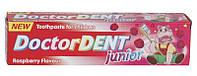 "Зубна паста ""Doctor Dent"" 50мл Малина/-124/60"
