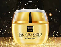 Крем для лица с биозолотом SENANA 24K Pure Gold, 50 g
