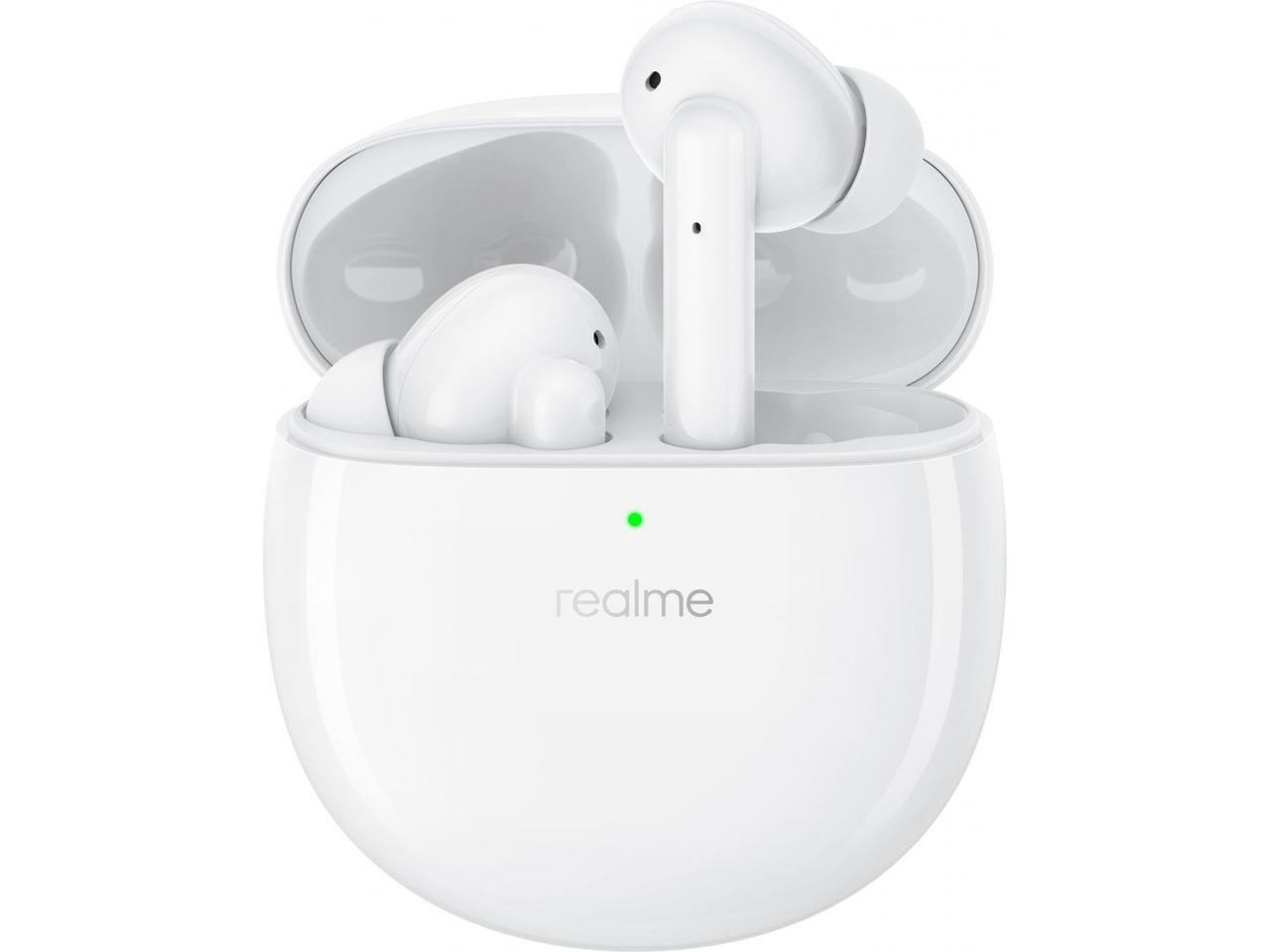 Беспроводные Bluetooth Наушники Realme Buds Air Pro (White)