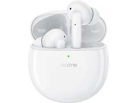 Беспроводные Bluetooth Наушники Realme Buds Air Pro (White), фото 2
