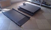 Новая поставка платформенных весов Промприбор