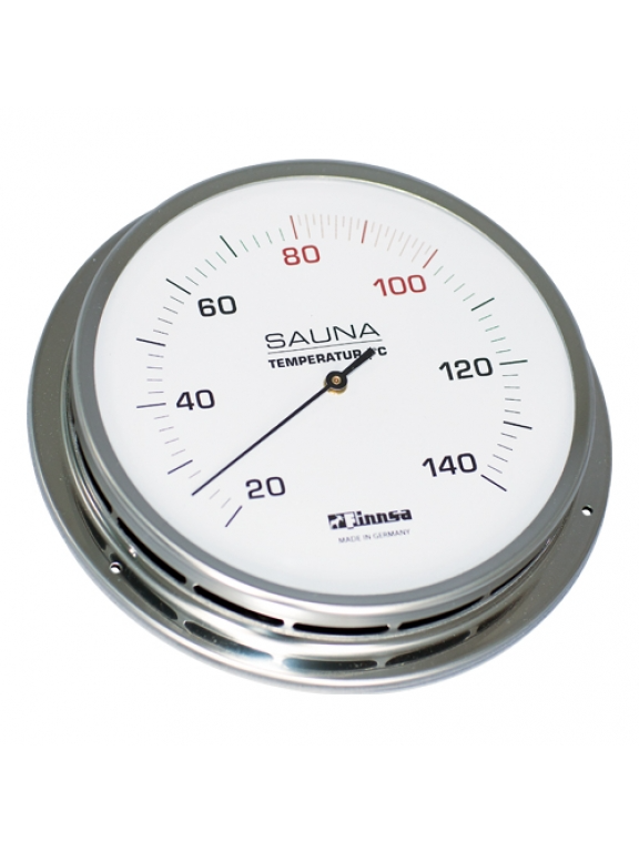 Термометр для сауны и бани Finnsa из нержавеющей стали