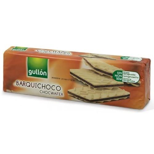 Gullon Barquichoco (Вафли со вкусом шоколада)