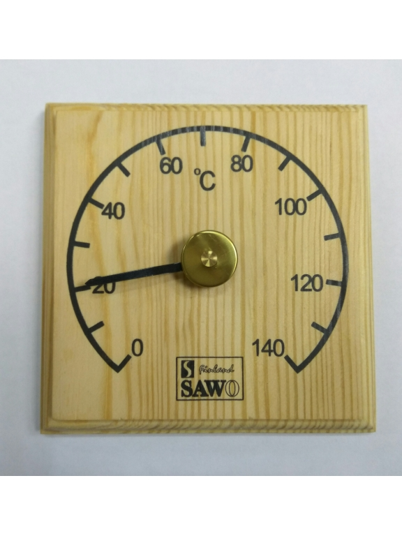 Термометр SAWO 105-Т для бани и сауны