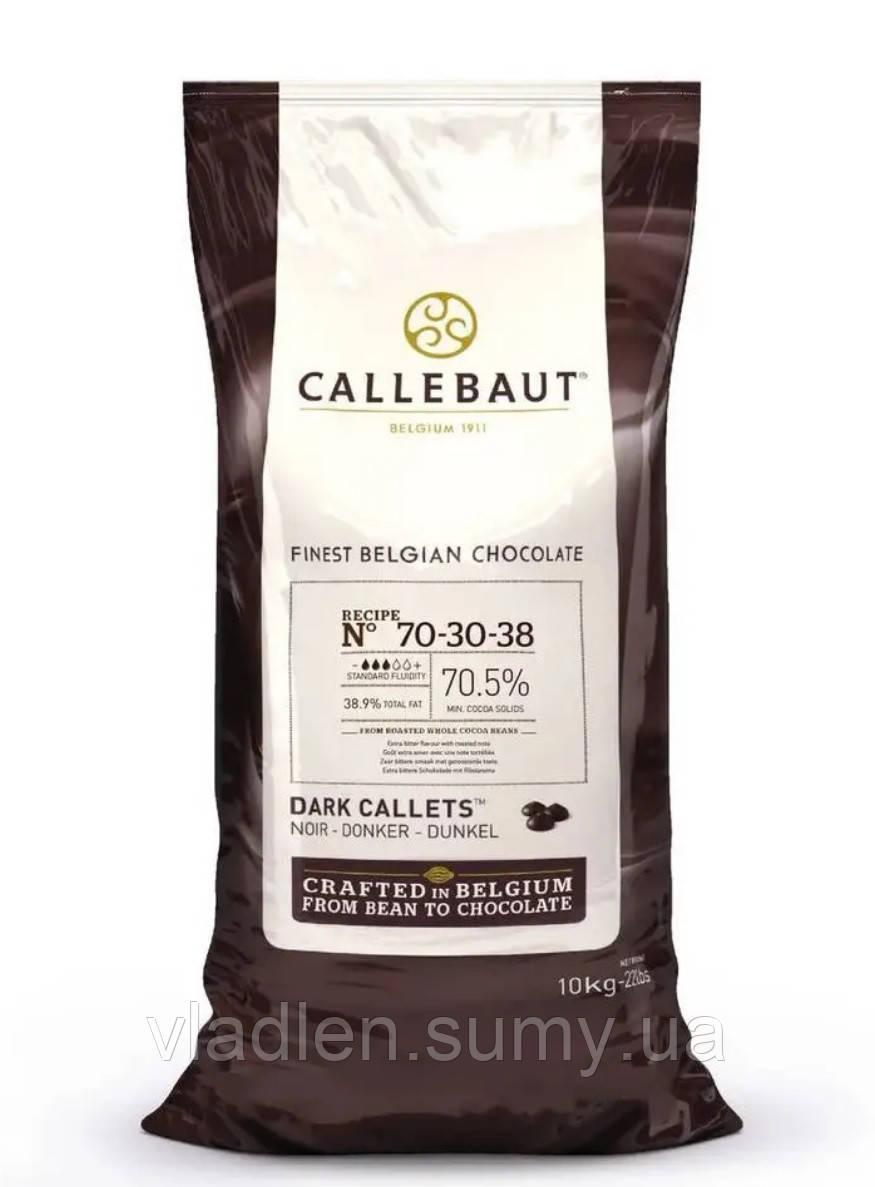 Черный Шоколад №70-30-38 Barry Callebaut (Бельгия)