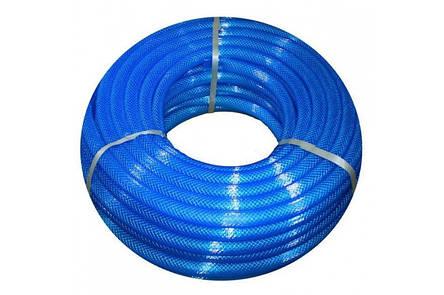 Шланг поливочный Presto-PS силикон армированный Софт диаметр 1/2 дюйма, длина 50 м (SFN1/2 50), фото 2