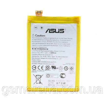 Аккумулятор Asus ZenFone 2 (ZE550ML, ZE551ML) C11P1424, фото 2