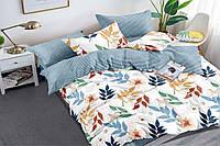 Двуспальное постельное белье 180х220 сатин_хлопок 100% (15993), фото 1
