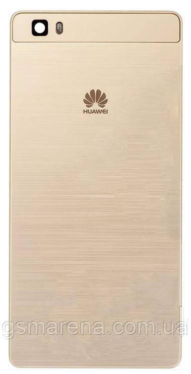 Задняя часть корпуса Huawei Ascend P8 Lite (ALE-L21) Золотой