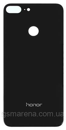 Задняя часть корпуса Huawei Honor 9 Lite (LLD-L31) Midnight Черный, фото 2