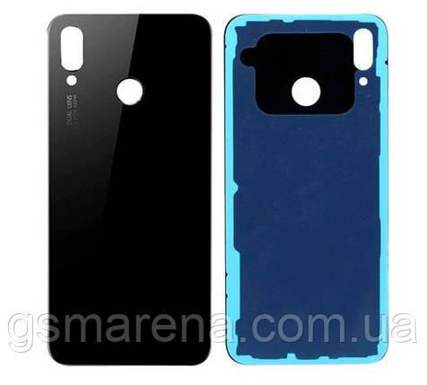 Задняя часть корпуса Huawei P20 Lite Черный, фото 2