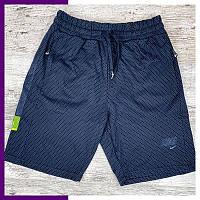 Шорты мужские спортивные Nike темно-синие. Шорти чоловічі спортивні  Nike темно-сині.