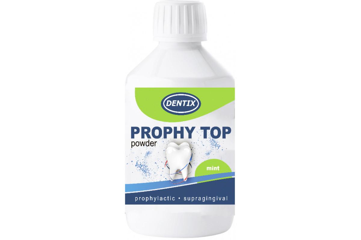 Профилактический порошок Dentix PROPHY TOP (мята) Dentix
