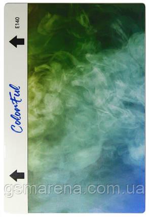 Гидрогелевая пленка для задней части ColorFul E140, фото 2