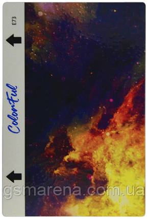 Гидрогелевая пленка для задней части ColorFul E73, фото 2