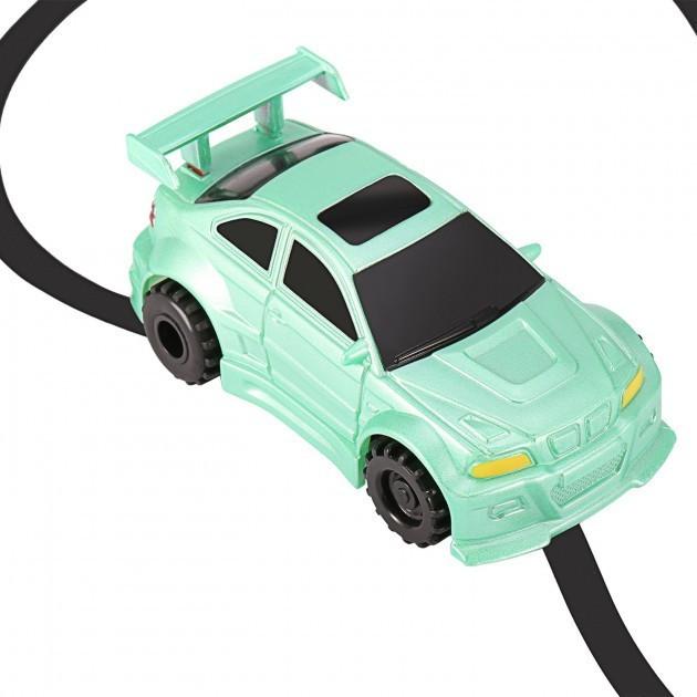 Индуктивная машинка Inductive Car Green (IM-001)