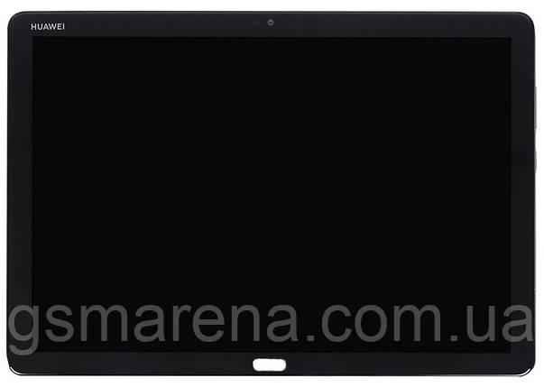 Дисплей модуль Huawei MediaPad M5 Lite (10) LTE Черный, фото 2