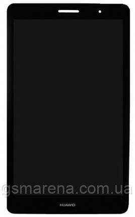 Дисплей модуль Huawei MediaPad T3 (8.0) (KOB-L09) Черный, фото 2