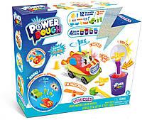 Інтерактивний пластилін Canal Toys Power Dough Електричні машини (B07F6R5VBT)