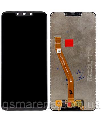 Дисплей модуль Huawei P Smart Plus, Nova 3i Черный Оригинал, фото 2