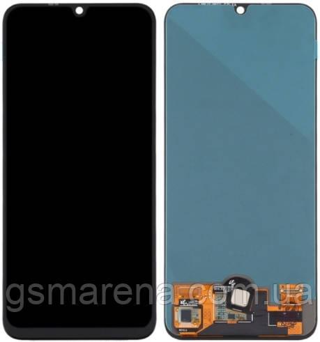 Дисплей модуль Huawei P Smart S, Y8p (AQM-LX1) complete Черный (REF) Оригинал