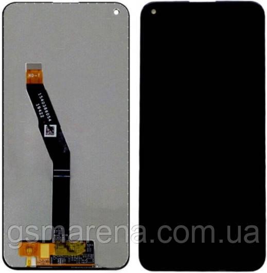Дисплей модуль Huawei P40 Lite E, Honor 9c, Y7p 2020 (ART-L28, ART-L29) complete Черный (REF) Оригинал
