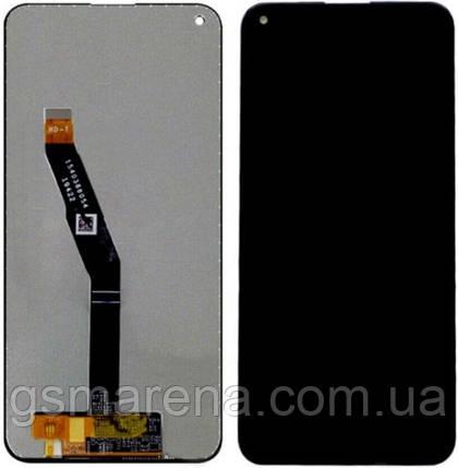 Дисплей модуль Huawei P40 Lite E, Honor 9c, Y7p 2020 (ART-L28, ART-L29) complete Черный (REF) Оригинал, фото 2