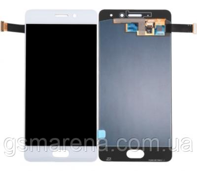 Дисплей модуль Meizu Pro 7 (M792H) Super AMOLED Белый, фото 2