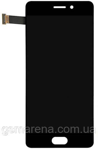 Дисплей модуль Meizu Pro 7 Plus (M793H) Super AMOLED Черный