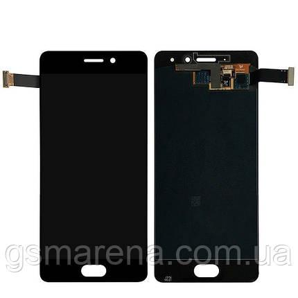 Дисплей модуль Meizu Pro 7 Черный OLED, фото 2