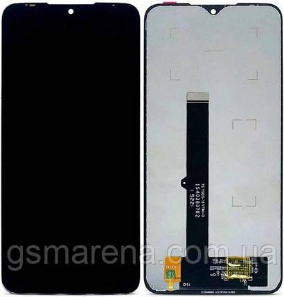 Дисплей модуль Motorola Moto G8 Plus XT2019 Черный, фото 2