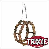 Игрушка для попугая лесенка на цепочке TRIXIE