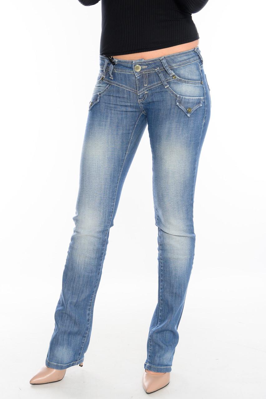Джинсы OMAT jeans 9503-646 синие