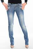 Джинсы OMAT jeans 9503-646 синие, фото 3