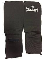 Защита голени и стопы ZEL черная