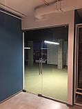 Цельностеклянная дверь, фото 5
