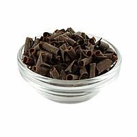 Посыпка шоколадная Завитки Темный шоколад Barbara Luijckx (50 гр.)