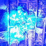 LED гирлянда 8 режимов 10м 100LED теплый свет, фото 4