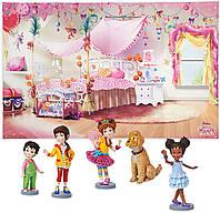 Игровой набор с фигурками Необычная Нэнси Fancy Nancy Disney, фото 1