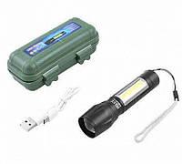 Фонарь ручной аккумуляторный bl-511, фото 1