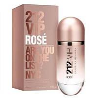 Carolina Herrera 212 VIP Rose edp 80 ml. лицензия